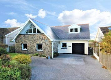 Thumbnail 4 bed detached house for sale in The Beacon, Milford Haven