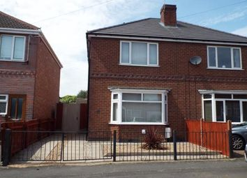 Thumbnail 2 bed semi-detached house for sale in Beech Drive, Braunstone Town, Leicester, Leicestershire