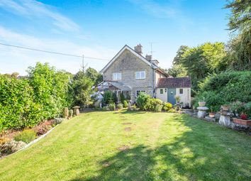 Thumbnail 4 bed detached house for sale in Church Road, Hilmarton, Calne