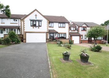 Thumbnail 5 bed detached house for sale in Cursons Way, Woodlands, Ivybridge