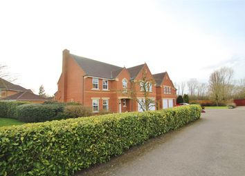 Thumbnail 6 bed detached house for sale in Kiln Close, Calvert, Buckingham