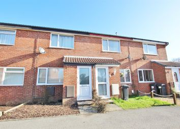 Thumbnail 2 bed terraced house for sale in Chesildene Avenue, Throop, Bournemouth