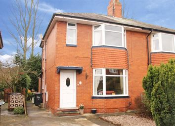 Thumbnail 3 bed semi-detached house for sale in Wedderburn Drive, Harrogate