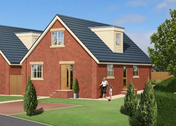 Thumbnail 3 bed detached bungalow for sale in Plot 2, Lynton Place, Darton, Barnsley