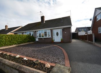 Thumbnail 2 bed bungalow to rent in Hamilton Close, Haslington, Crewe