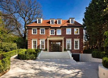 Thumbnail 8 bed detached house for sale in White Lodge Close, London