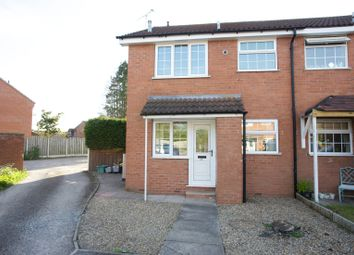 Thumbnail 1 bed maisonette for sale in Waincroft, Strensall, York