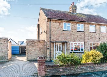 Thumbnail 2 bed semi-detached house for sale in St. Annes Drive, Herne Bay