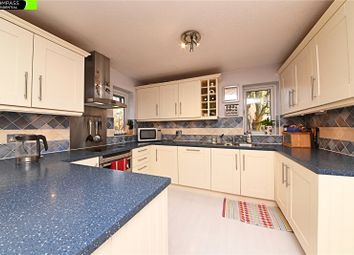 Thumbnail 3 bed semi-detached house for sale in Dryden Road, Bush Hill Park, Enfield