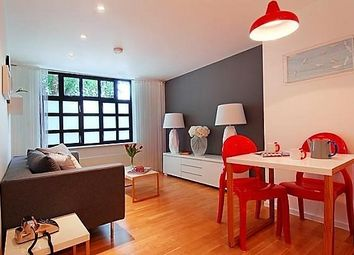 Thumbnail 1 bed flat for sale in Squirries Street, London