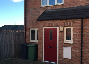 Thumbnail 2 bedroom semi-detached house for sale in Darby Way, Allerton Bywater