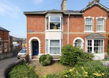 Thumbnail 4 bed end terrace house for sale in Southernhay, Newton Abbot