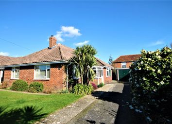 Thumbnail 3 bed detached bungalow to rent in New Road, Southbourne, Emsworth