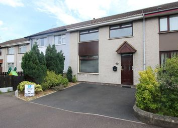 Thumbnail 3 bed terraced house for sale in Ballyvester Grove, Bangor