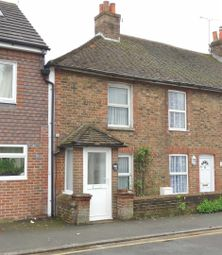 Thumbnail 1 bed terraced house to rent in Lower Church Road, Burgess Hill