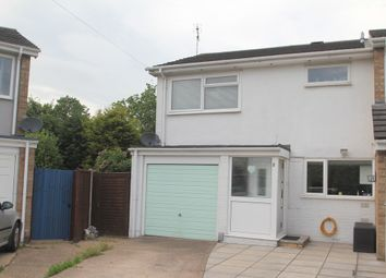 Thumbnail 3 bed end terrace house for sale in Provence Close, Stanway, Colchester