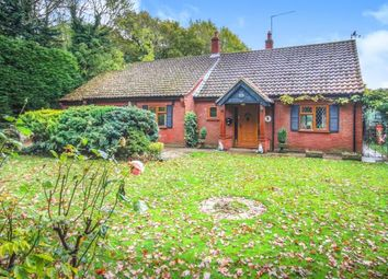 Thumbnail 3 bedroom detached bungalow for sale in Berry Hall Road, Barton Turf, Norwich