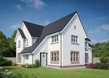 "Thumbnail 5 bed detached house for sale in ""The Napier"" at Dalmahoy Crescent, Balerno"
