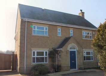 Thumbnail 5 bedroom detached house for sale in St. Ives Road, Somersham, Huntingdon