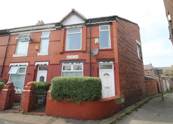 Thumbnail 3 bed end terrace house for sale in Dalton Avenue, Manchester, Greater Manchester