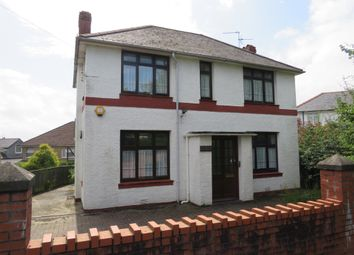 Thumbnail 3 bed detached house for sale in Hastings Avenue, Penarth