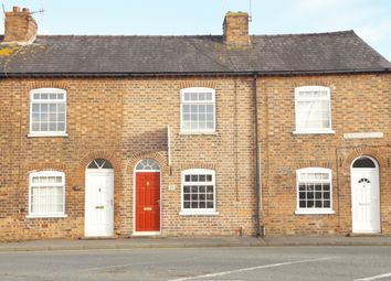 Thumbnail 2 bed terraced house to rent in Pratchitts Row, Nantwich