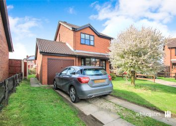 Thumbnail 3 bed detached house for sale in Dovedale Close, Winterton, North Lincolnshire