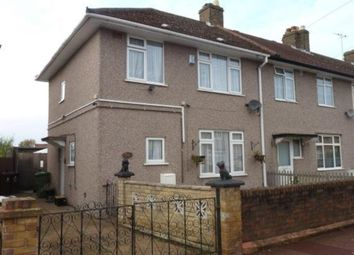 Thumbnail 3 bed end terrace house to rent in Stevens Road, Becontree, Dagenham