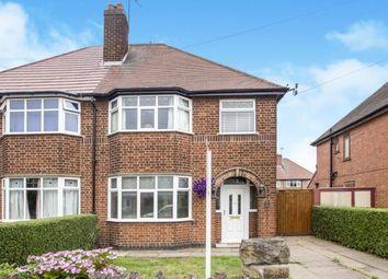 Thumbnail 3 bedroom semi-detached house for sale in Douglas Road, Long Eaton, Nottingham