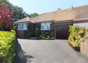 Thumbnail 3 bed semi-detached bungalow for sale in Bickley Avenue, Four Oaks, Sutton Coldfield