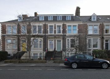 Thumbnail 2 bed flat for sale in Burdon Terrace, Jesmond, Newcastle Upon Tyne