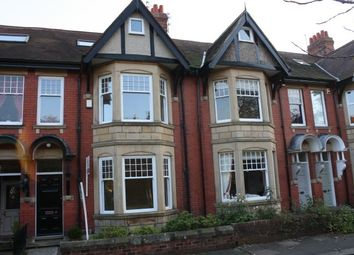 Thumbnail 5 bed terraced house to rent in The Poplars, Gosforth, Newcastle Upon Tyne