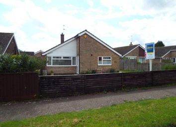 Thumbnail 3 bed bungalow for sale in Greenhoe Place, Swaffham