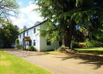 Thumbnail 6 bed detached house for sale in East Hill Lane, Copthorne