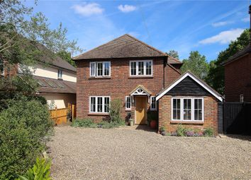 Thumbnail 4 bed detached house for sale in Brookwood, Woking, Surrey