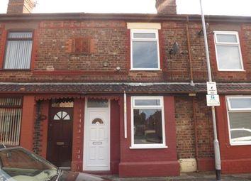 Thumbnail 2 bedroom terraced house for sale in Sharp Street, Warrington, Cheshire