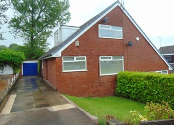 Thumbnail 3 bed semi-detached bungalow for sale in 72 Yorkdale, Clarksfield, Oldham
