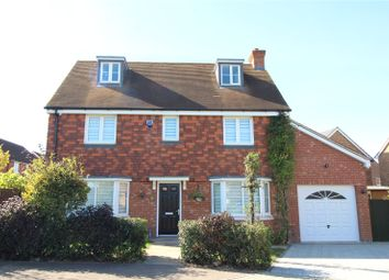 Thumbnail 4 bed detached house for sale in Utah Rise, Wainscott, Rochester, Kent