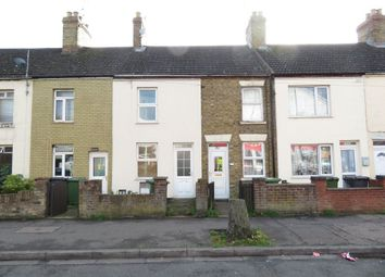 Thumbnail 2 bedroom terraced house to rent in Lincoln Road, Peterborough