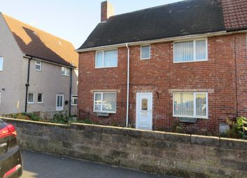 Thumbnail 3 bed semi-detached house for sale in Forest Road, Clipstone Village, Mansfield