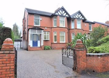 4 bed semi-detached house to rent in Grange Avenue, Levenshulme, Manchester M19