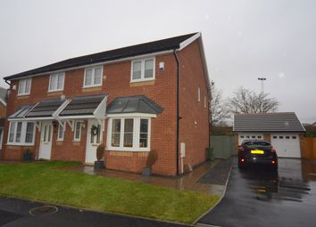 Thumbnail 3 bed semi-detached house for sale in Heol Ty Aberaman, Aberaman, Aberdare, Rhondda Cynon Taff