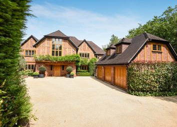 Thumbnail 5 bed detached house for sale in Nicholas Way, Northwood