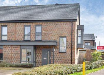 Thumbnail 2 bed semi-detached house for sale in Bardeen Close, Oakgrove, Milton Keynes, Bucks