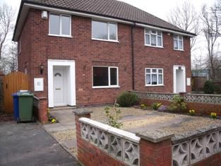Thumbnail 3 bed semi-detached house to rent in Ealingham, Wilnecote, Tamworth, Staffordshire
