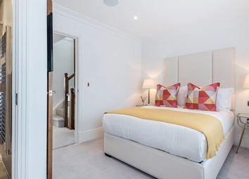 Thumbnail 3 bed flat to rent in Oxbridge Terrace, Rainville Road