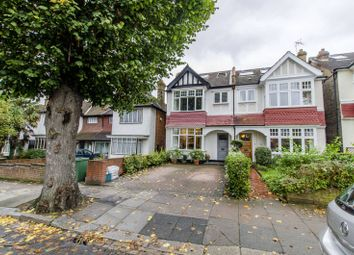Thumbnail 5 bed terraced house to rent in Queens Walk, Pitshanger Lane