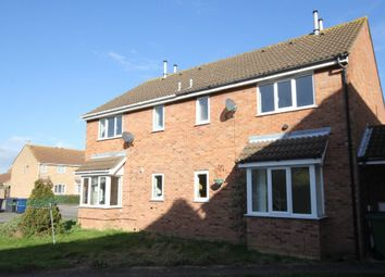 Thumbnail 1 bedroom terraced house to rent in Spencer Drive, St. Ives, Huntingdon