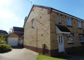 Thumbnail 3 bedroom property to rent in Speedwell Close, Attleborough, Norfolk