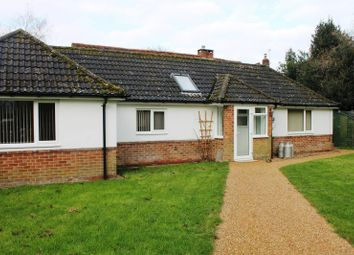 Thumbnail 3 bed bungalow to rent in The London Temple, West Park Road, Newchapel, Lingfield
